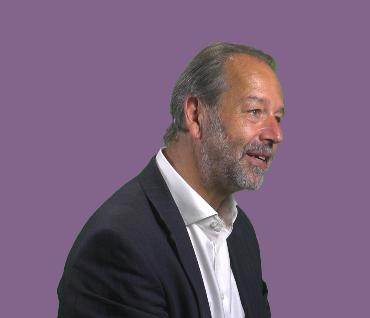 Portrait of David Solomides